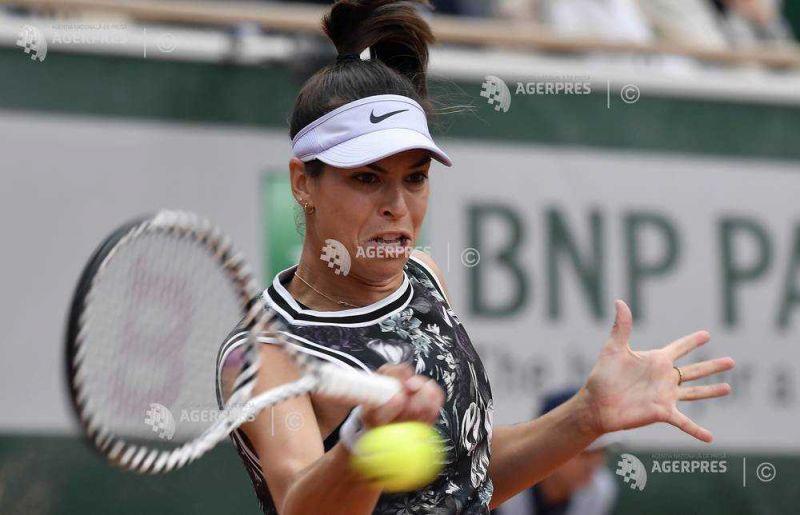 Tenis - Simona Halep, victorioasă în primul tur la Roland Garros, după un meci de trei seturi