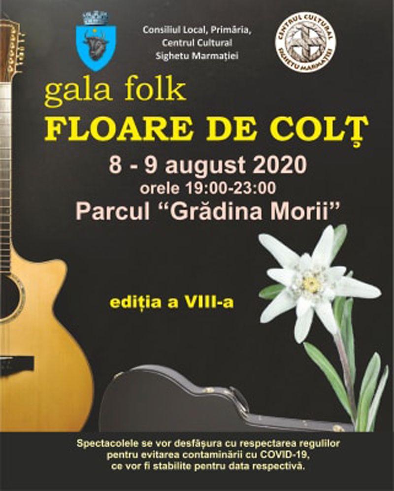 """SIGHETU MARMAȚIEI - Gala Folk """"Floare de colț"""" ed.VIII-a"""